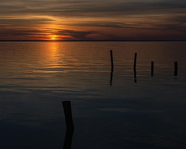 Chesapeake Sunset #1