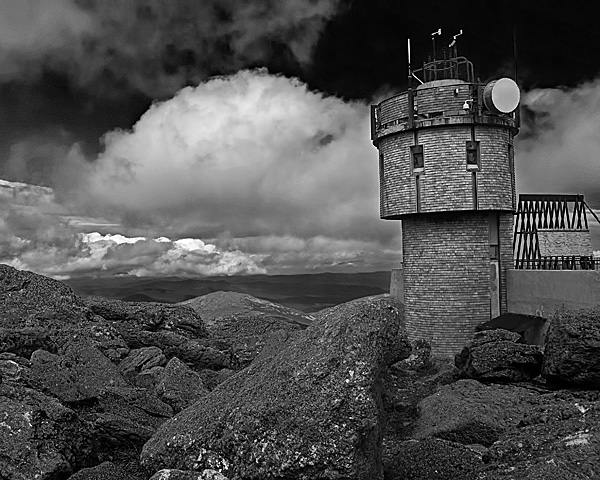 Weather Observatory, Mount Washington
