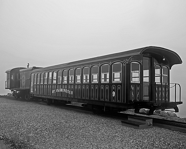 Cog Rail Train, Mount Washington #2