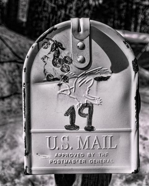Mailbox #1