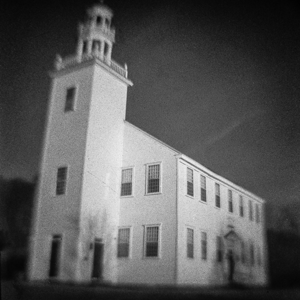Town Hall, Washington, NH (with camera obscura)