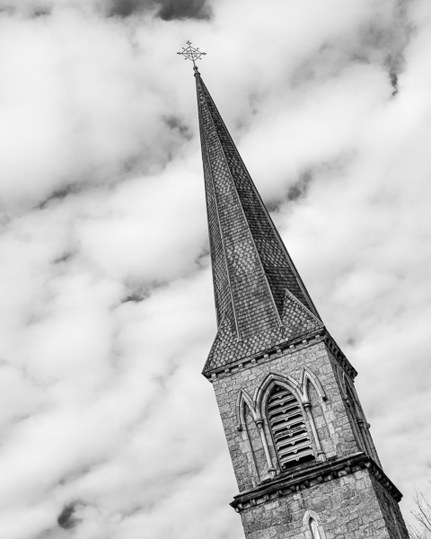 Church Steeple, Keene