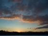 Sunset Across Stevies Field