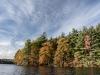 Gregg Lake Shore in Autumn #1