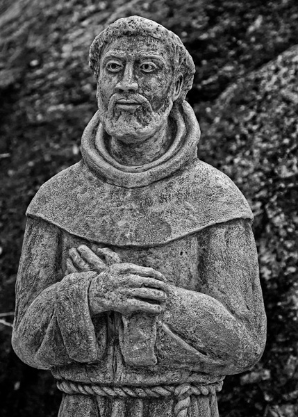 The Stone Friar