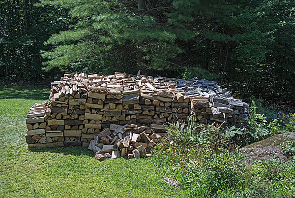 The Woodpile - August 2013