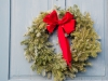 Door with Wreath #4