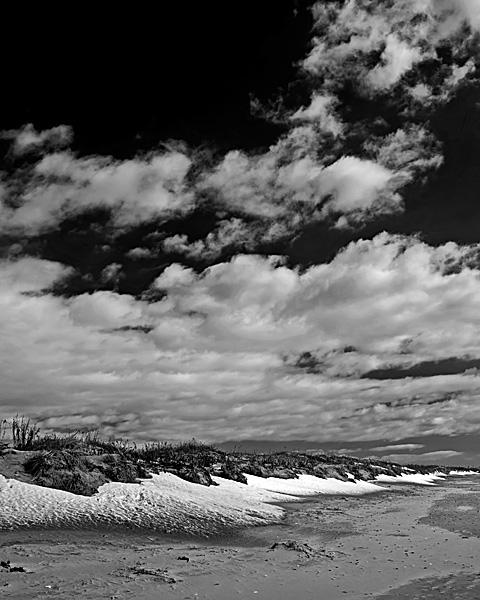 Drifts, Dunes & Sky #2