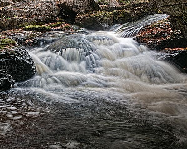Gleason Falls (middle)