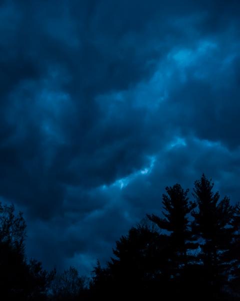 Late Evening Sky #3