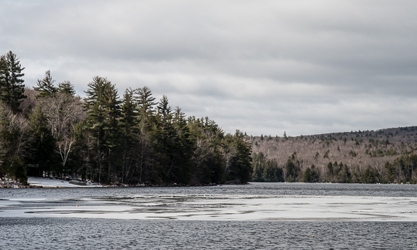 Gregg Lake (18 April 2018)