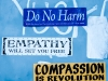 Harm-Empathy-Compassion