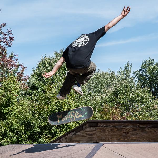Skateboarder #8