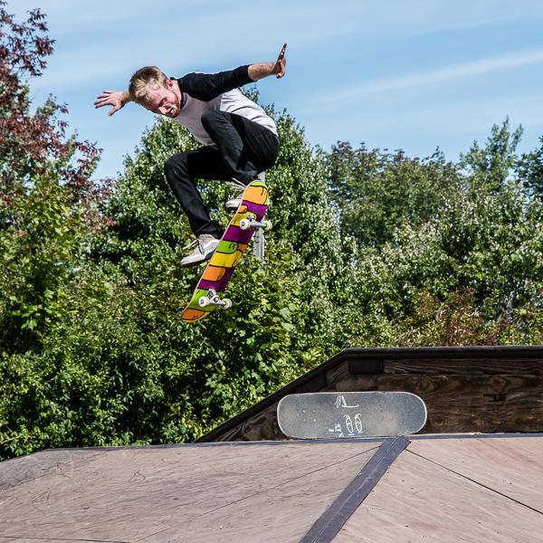 Skateboarder #10