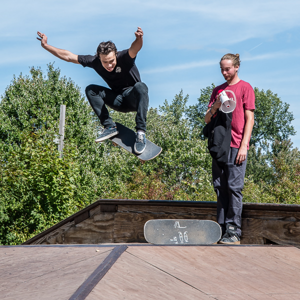 Skateboarder #11