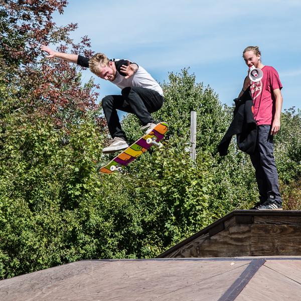 Skateboarder #12