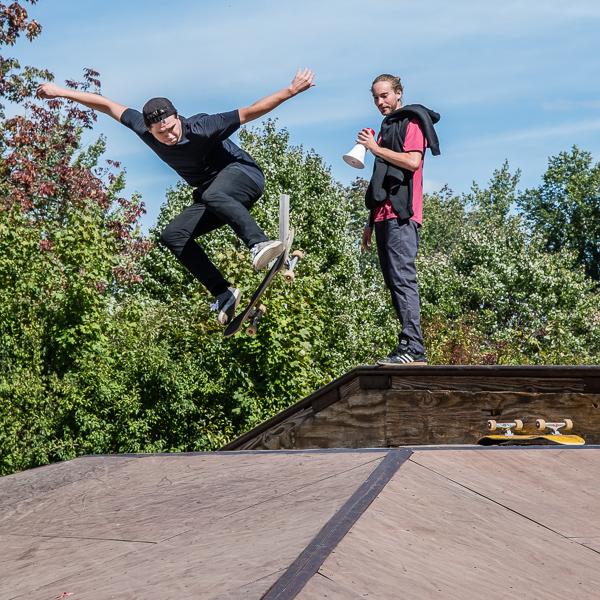 Skateboarder #13