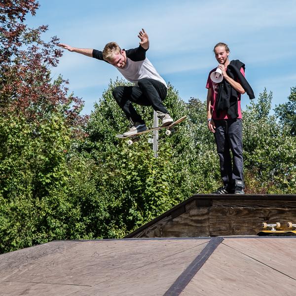 Skateboarder #14