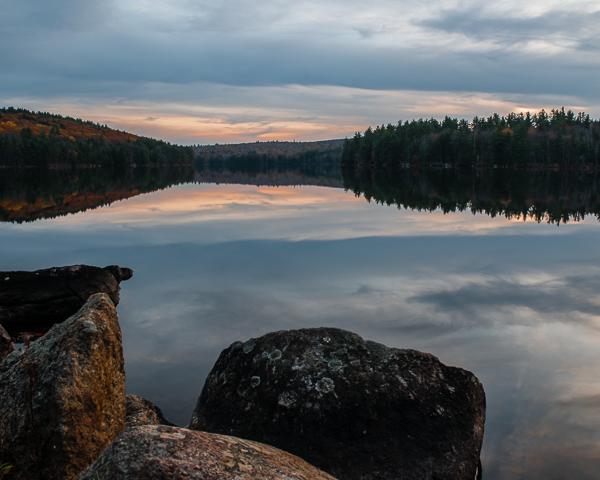 Gregg Lake Sunset #2