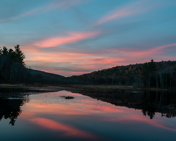 Gregg Lake Sunset #3