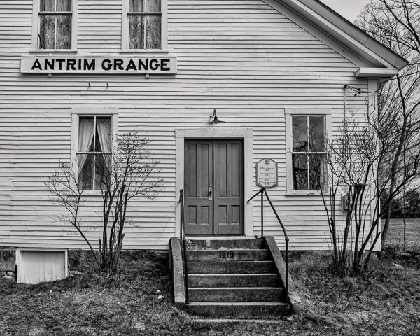 Antrim Grange Hall #2