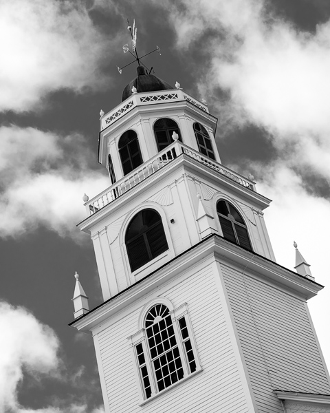 Park Hill Meetinghouse (Westmoreland, NH) #2