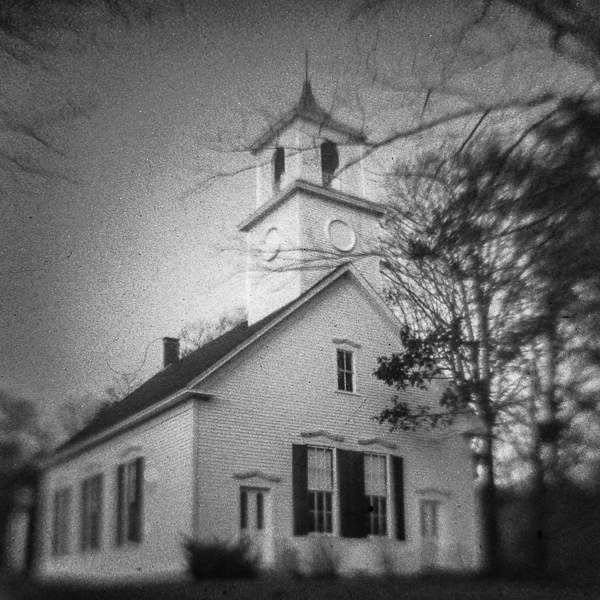 Baptist Church, East Washington NH