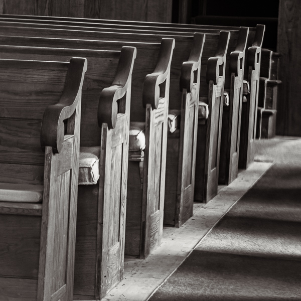 Pews, East Washington NH (1:1)