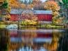 Barn in Autumn #2