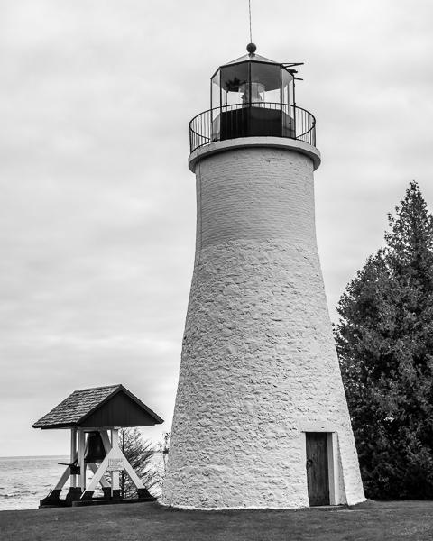 Old Presque Isle Light, Lake Huron (MI)