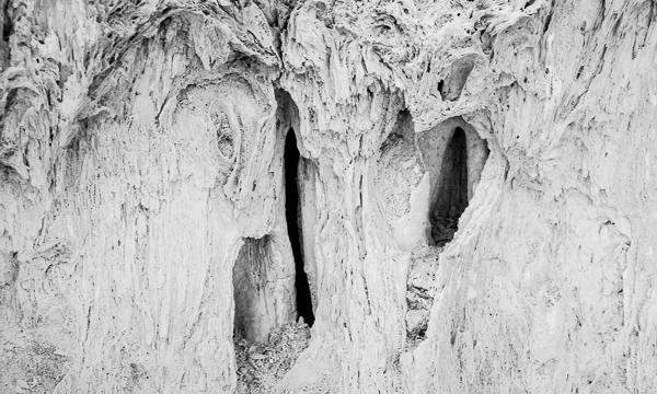 Heat Decayed Rock