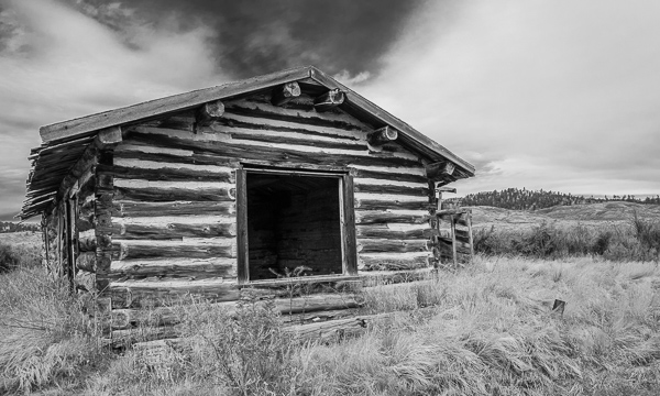 New Cabin #1