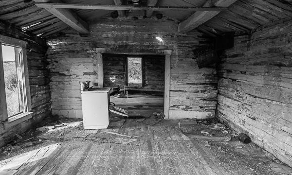 New Cabin (interior) #1