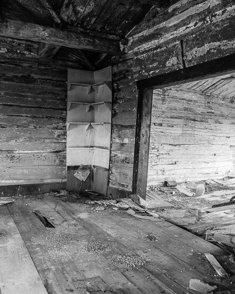 New Cabin (interior) #2