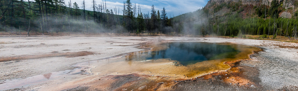 Geothermal Pool #1