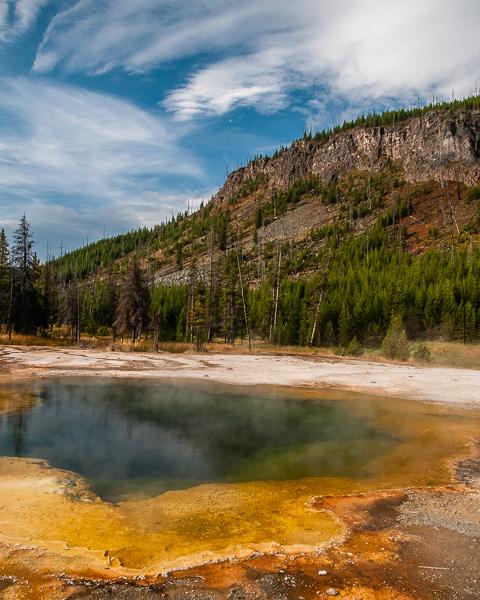 Geothermal Pool #2