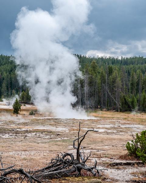 Geothermal Vent