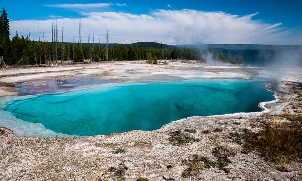 Geothermal Pool #4