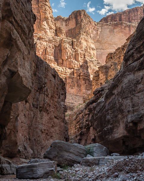 River Trip Side Canyons 07