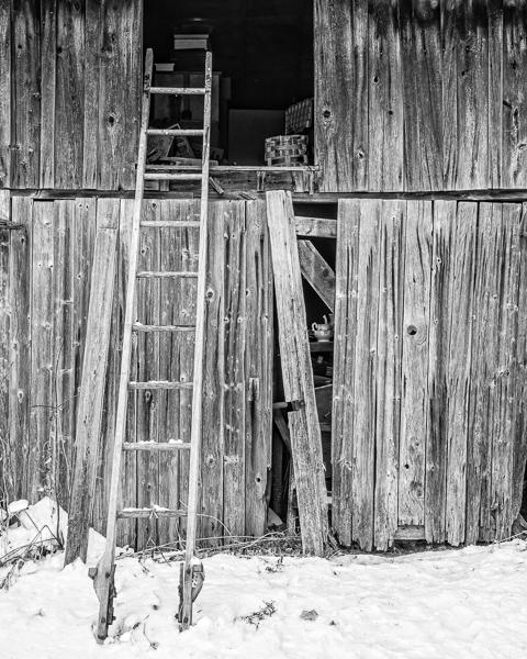 Barn Ladder