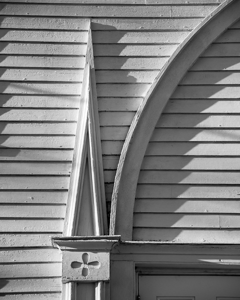 Church Detail (Salisbury, NH)