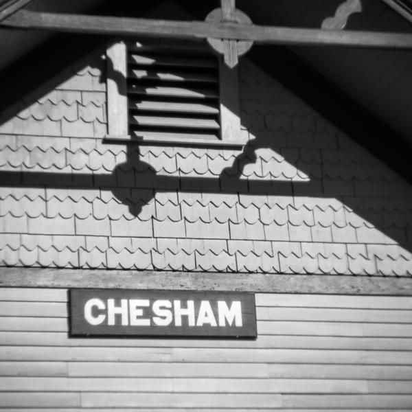 Chesham Depot (long inactive)