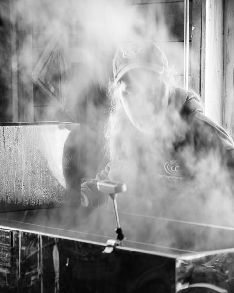 Tending The Boil