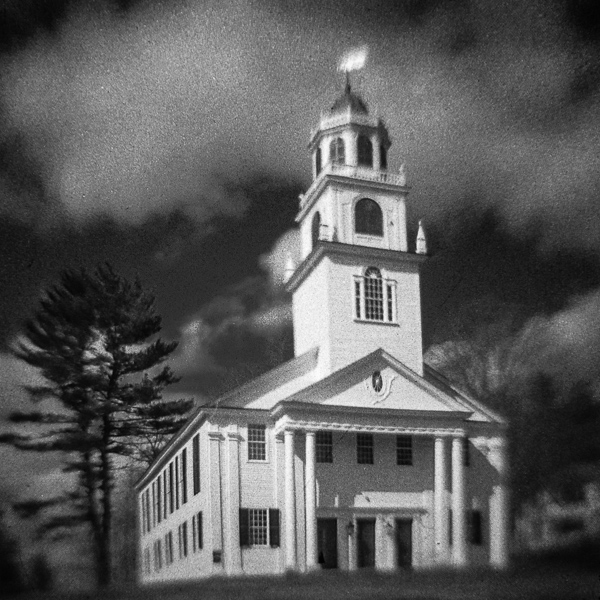 Park Hill Meetinghouse, Westmoreland, NH