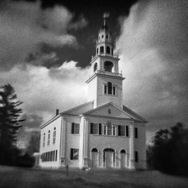 Meetinghouse, Ackworth, NH