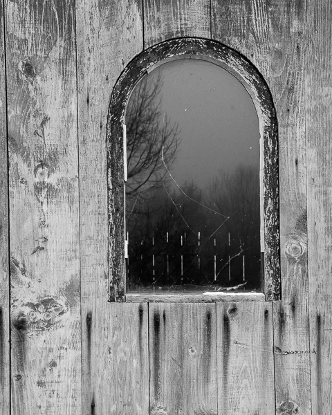 Bran Door Window