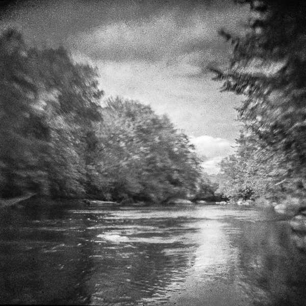 Contoocook River Near the Iron Bridge between Bennington and Antrim, NH