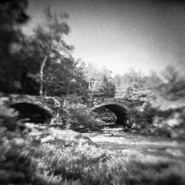 Stone Bridge on the North Branch River (Stoddard, NH)