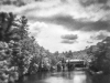 Coverd Bridge Across the Contoocook at NE College (Henniker, NH)