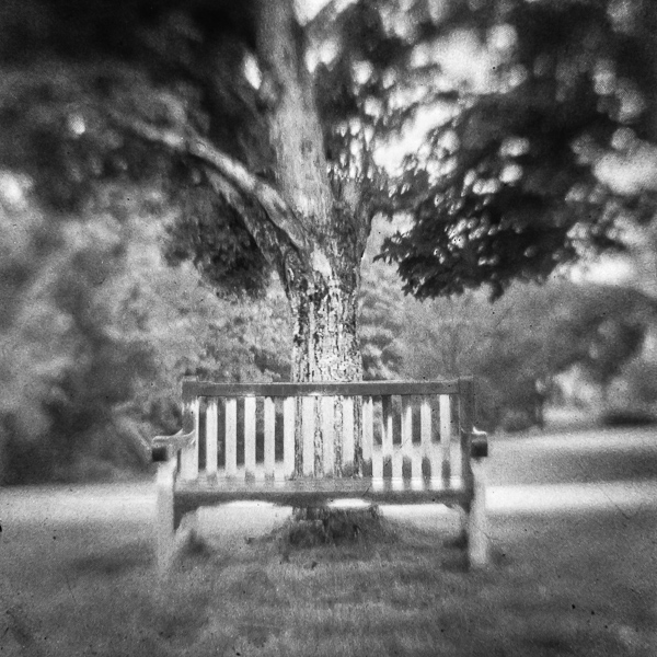 Bench, Hancock (NH) Green